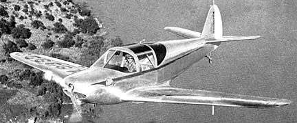 Globe-GC-1A-Flying
