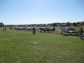 Part of the Flight Line