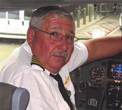 Swift Foundation member Charlie Yeagle of Yulee, FL was killed in the crash of his Swift