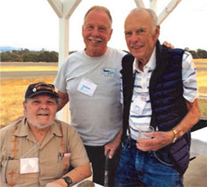 Bill Whelchel, Bill Gass & Dick Collins