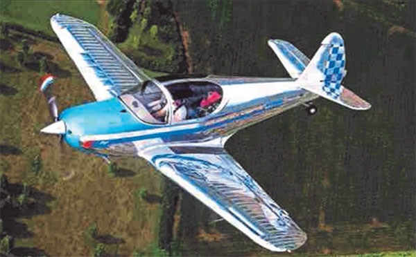 Calendar photo of N3856K owned by Christophe Chicouene of France. Beautiful Swift! Previously owned by Ed Lloyd of Austin, TX And still looking good!