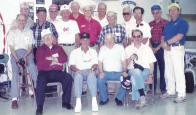 1995 photo of Charter Members of Swift Association