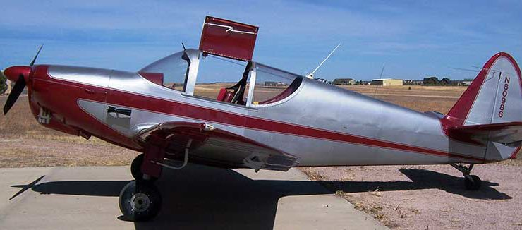 For Sale: 1946 Globe Swift – N80986