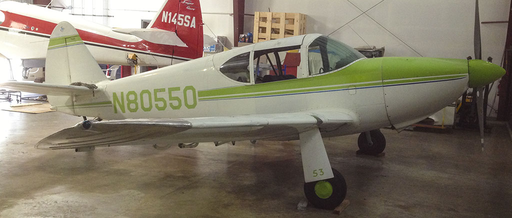 For Sale: 1946 Globe Swift N80550 - Swift Museum Foundation, Inc