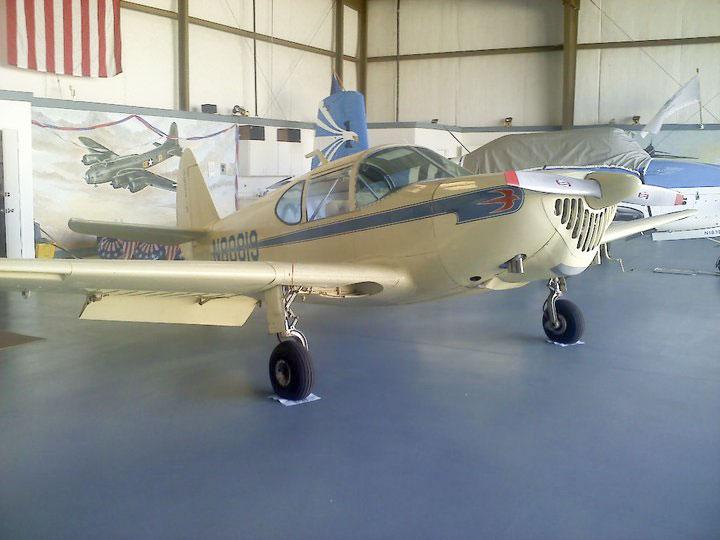 For Sale: 1946 Globe Swift GC-1B Project N80819 - Swift Museum