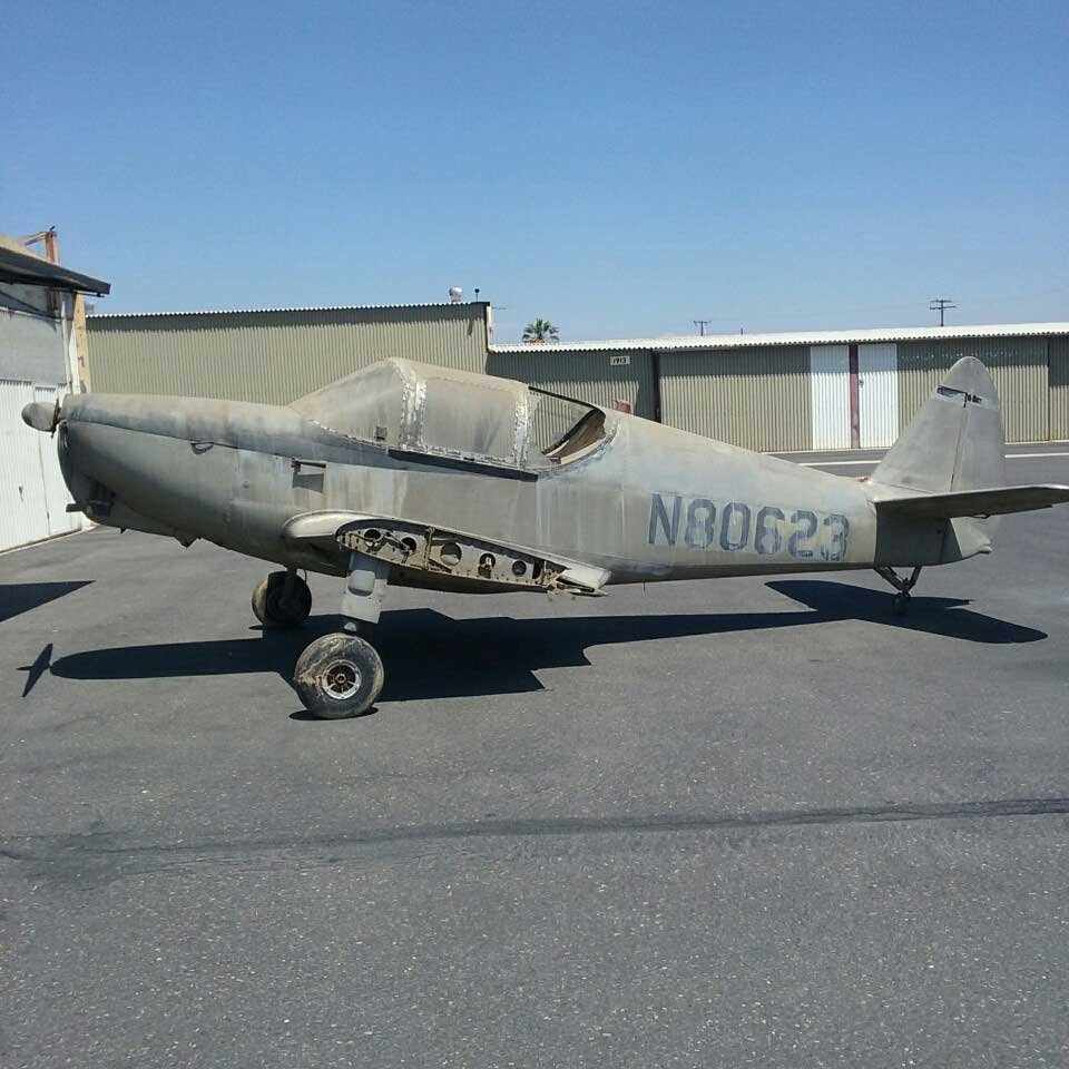 For Sale: 1946 Globe Swift Project